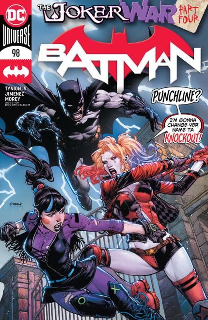 DC Batman #98 Joker War Comic Book