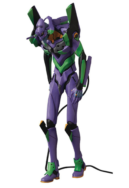 Neon Genesis Evangelion UDF Ultra Detail Figure EVA Unit 01 3.5-Inch Collectible PVC Figure (Pre-Order ships June)