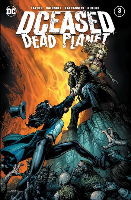 DCeased #3 of 6 Dead Planet Comic Book