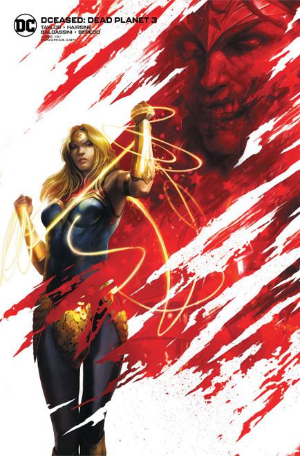 DCeased #3 of 6 Dead Planet Comic Book [Mattina Variant]
