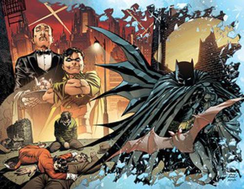 DC Detective Comics #1027 Joker War Comic Book [Andy Kubert Wraparound Main Cover]