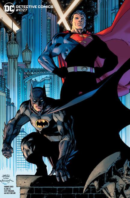 DC Detective Comics #1027 Joker War Comic Book [Jim Lee Cover]