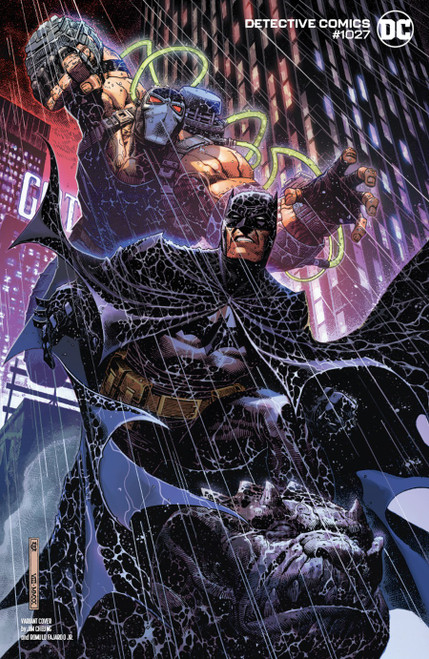 DC Detective Comics #1027 Joker War Comic Book [Jim Cheung Bane Cover]