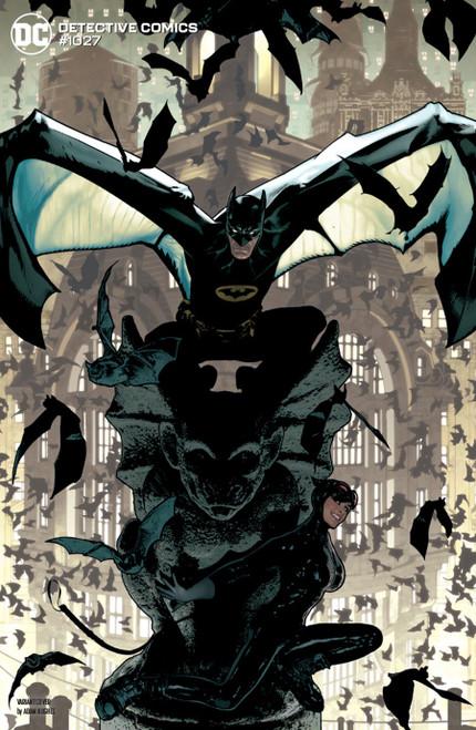 DC Detective Comics #1027 Joker War Comic Book [Adam Hughes Catwoman Cover]