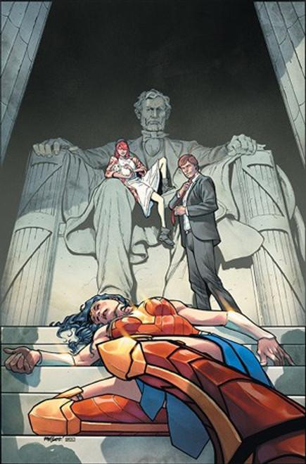 DC Comics Wonder Woman, Vol. 5 #762 Comic Book [New Villain Liar Liar Debut]