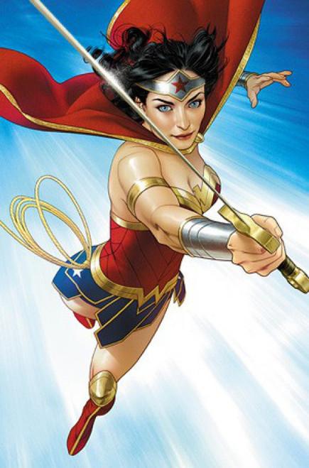 DC Comics Wonder Woman, Vol. 5 #762 Comic Book [Josh Middleton Variant, New Villain Liar Liar Debut]