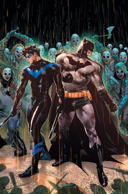 DC Batman #99 Joker War Comic Book
