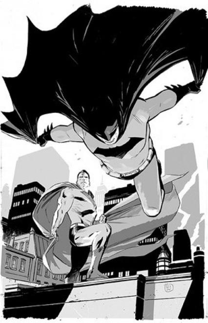 DC Batman Superman #12 Comic Book [Lee Weeks Variant]