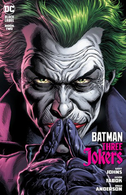 DC Batman #2 Three Jokers Comic Book