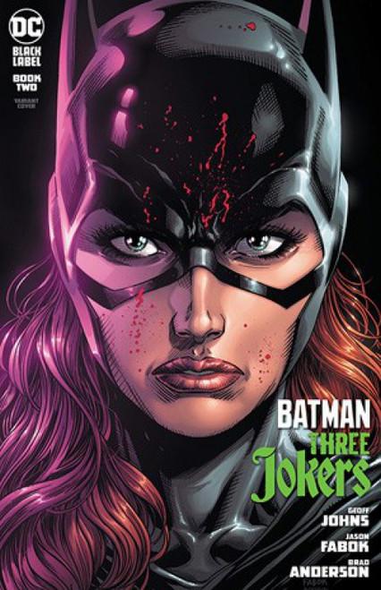 DC Batman #2 Three Jokers Comic Book [Batgirl Variant]