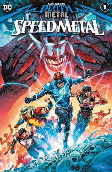 DC Dark Nights Death Metal Speed Metal Comic Book
