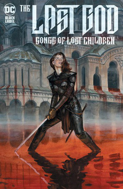 DC Black Label The Last God Songs of Lost Children Comic Book