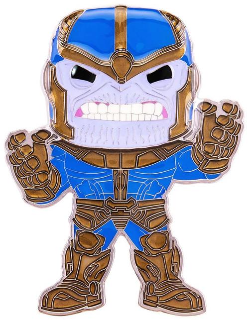 Funko Marvel POP! Pins Thanos Large Enamel Pin #02