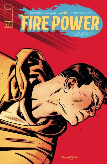 Image Comics Fire Power #3 Comic Book [By Robert Kirkman & Chris Samnee]