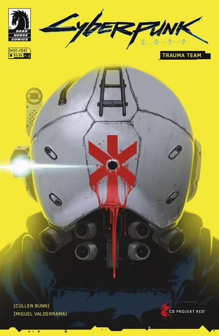 Dark Horse Cyberpunk 2077 Trauma Team #1 of 4 Comic Book