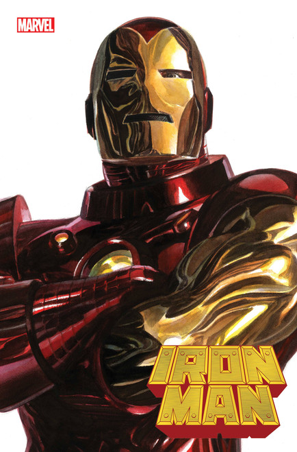 Marvel Iron Man #1 Comic Book [Alex Ross Timeless Variant]