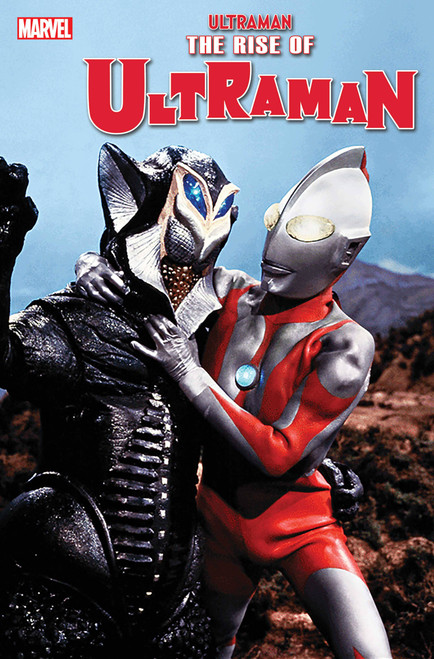 Marvel Comics Rise of Ultraman #1 Comic Book [Classic Photo Variant]