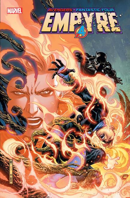 Marvel Comics Empyre #6 of 6 Comic Book