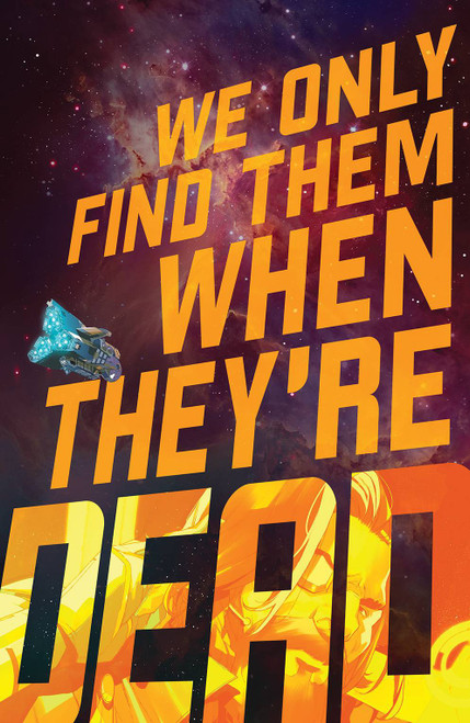 Boom! Studios We Only Find Them When They're Dead #1 Comic Book