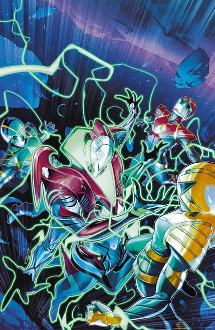 Boom Studios Mighty Morphin Power Rangers #54 Comic Book