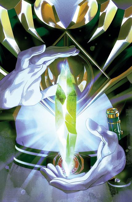 Boom Studios Mighty Morphin Power Rangers #54 Comic Book [Foil Variant]
