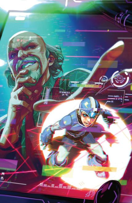 Boom! Studios Mega Man Fully Charged #2 Comic Book