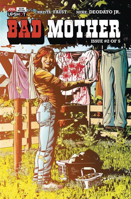 Artists Writers & Artisans Inc. Bad Mother #2 Comic Book