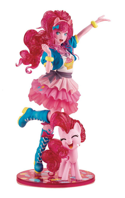 My Little Pony Friendship is Magic Bishoujo Pinkie Pie Statue [Limited Edition] (Pre-Order ships February)