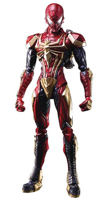 Marvel Universe Variant Bring Arts Spider-Man Action Figure (Pre-Order ships April)