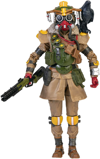 Apex Legends Series 1 Bloodhound Action Figure