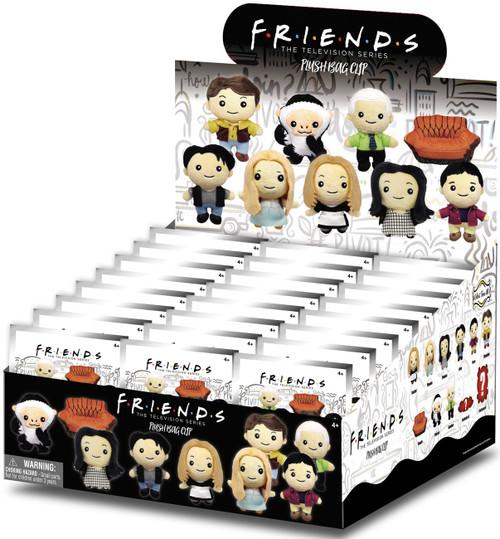Warner Bros. Friends Series 1 Friends Plush Keyring Mystery Box [24 Packs]