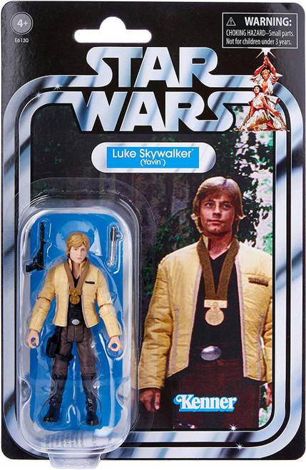 Star Wars A New Hope Vintage Collection Luke Skywalker Action Figure [Yavin]