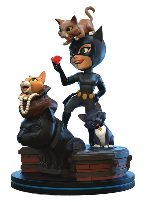 DC Q-Elite Catwoman 5-Inch Figure (Pre-Order ships January)
