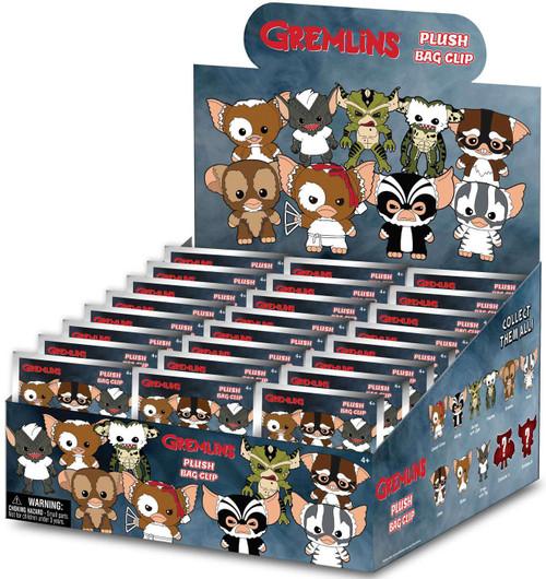 3D Figural Keyring Gremlins Mystery Box [24 Packs]