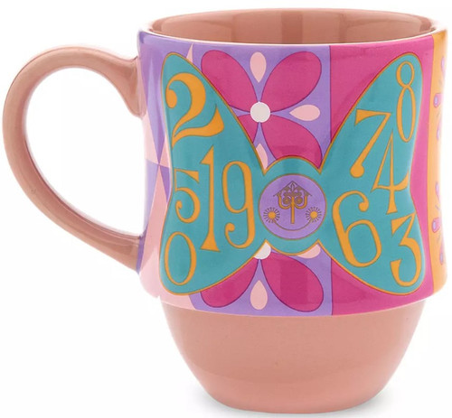 Disney Minnie Mouse the Main Attraction It's A Small World Mug #4/12