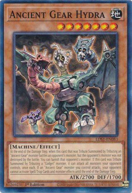 YuGiOh Legendary Duelists: Season 1 Common Ancient Gear Hydra LDS1-EN083