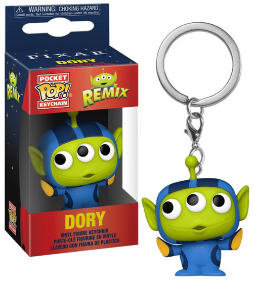 Funko Disney / Pixar Pocket POP! Alien as Dory Keychain