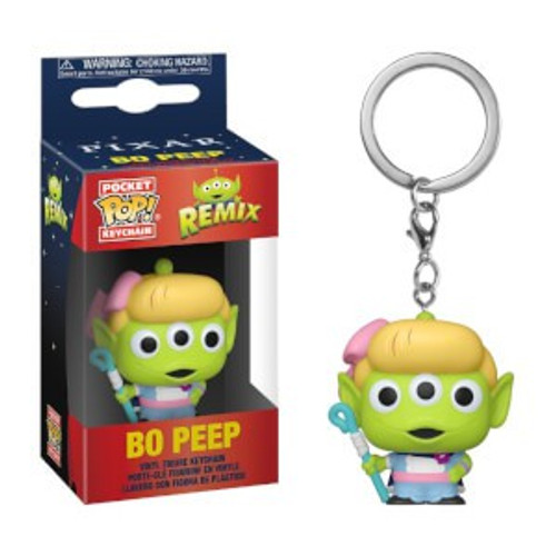 Funko Disney / Pixar Pocket POP! Alien as Bo Peep Keychain