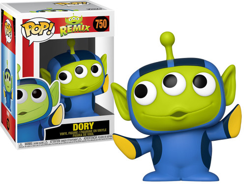 Funko Disney / Pixar POP! Disney Alien as Dory Vinyl Figure