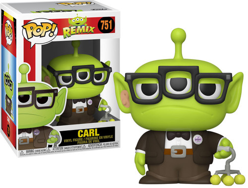 Funko Disney / Pixar POP! Disney Alien as Carl Vinyl Figure