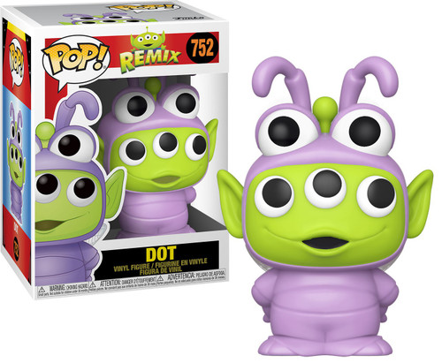 Funko Disney / Pixar POP! Disney Alien as Dot Vinyl Figure