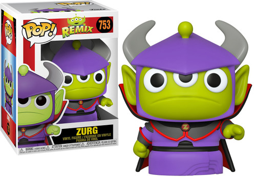 Funko Disney / Pixar POP! Disney Alien as Zurg Vinyl Figure