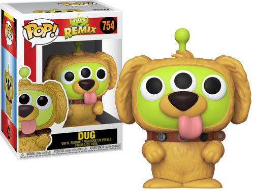 Funko Disney / Pixar POP! Disney Alien as Dug Vinyl Figure