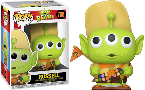 Funko Disney / Pixar POP! Disney Alien as Russell Vinyl Figure