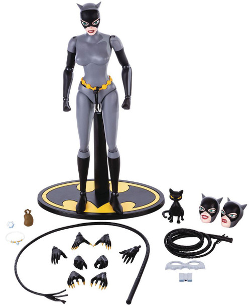DC Batman The Animated Series Catwoman Collectible Figure