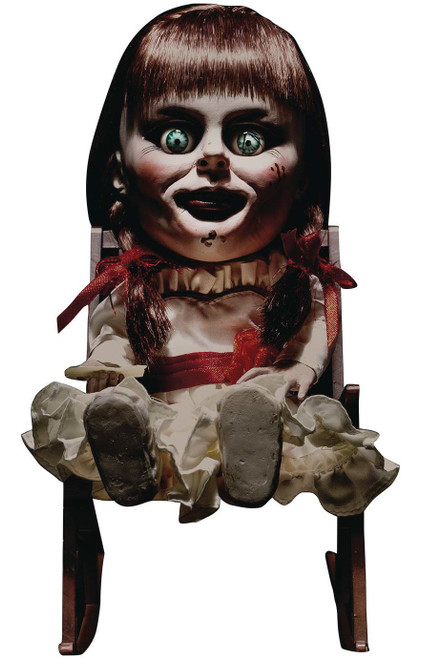 The Conjuring Deform Real Series Annabelle 6-Inch Vinyl Figure (Pre-Order ships June)