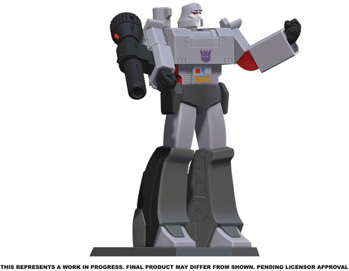 "Transformers Megatron 9-Inch 9"" Collectible PVC Statue (Pre-Order ships November)"