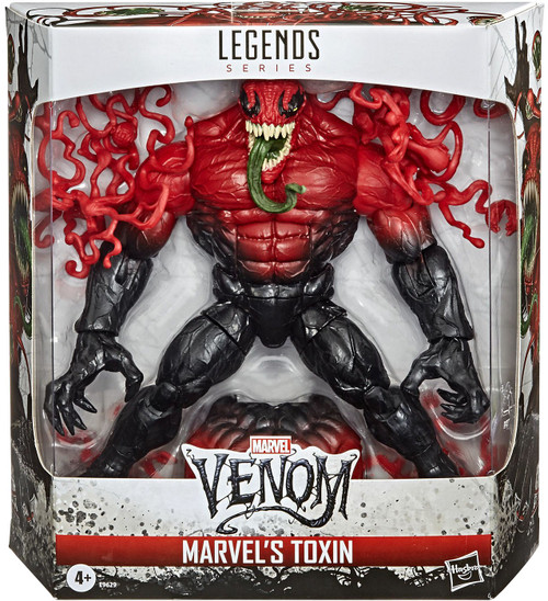 Venom Marvel Legends Toxin Deluxe Action Figure (Pre-Order ships January)
