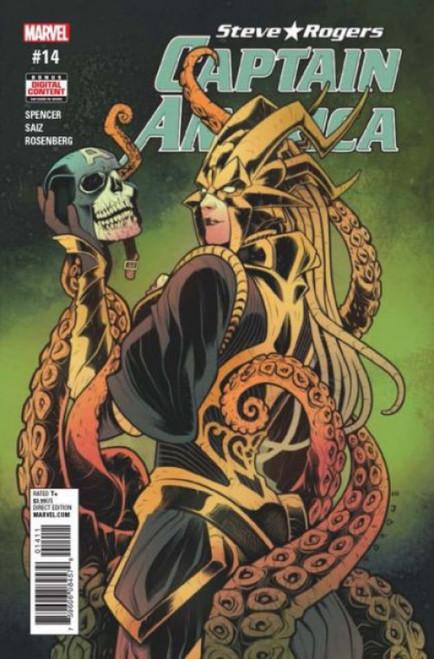 Marvel Captain America: Steve Rogers #14 Comic Book