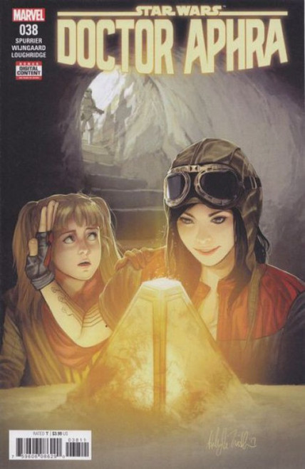 Marvel Star Wars: Doctor Aphra, Vol. 1 #38A Comic Book